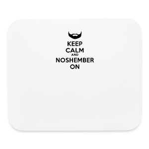 Noshember.com iPhone Case - Mouse pad Horizontal
