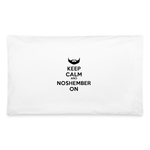 Noshember.com iPad Case - Pillowcase