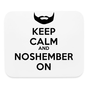 Noshember.com iPad Case - Mouse pad Horizontal
