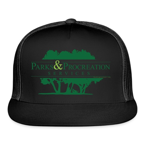 Parks and Procreation Services - Trucker Cap