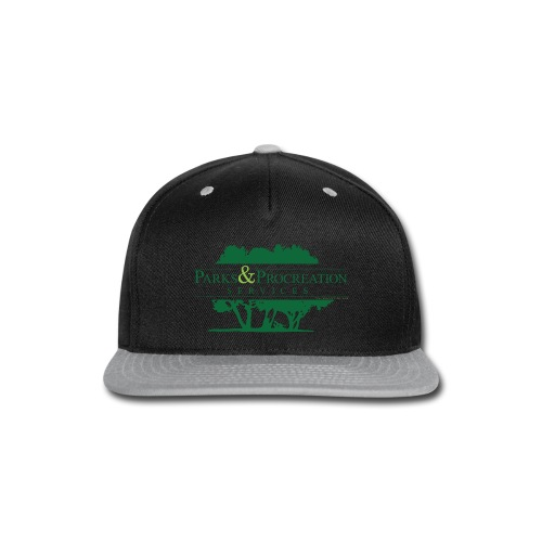 Parks and Procreation Services - Snap-back Baseball Cap