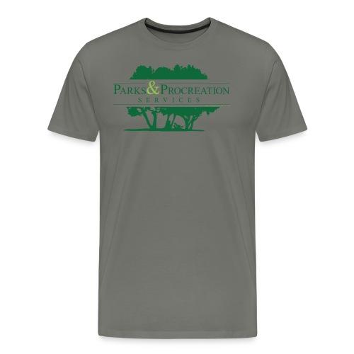 Parks and Procreation Services - Men's Premium T-Shirt