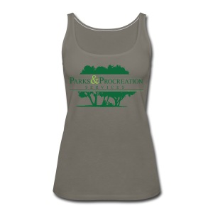 Parks and Procreation Services - Women's Premium Tank Top