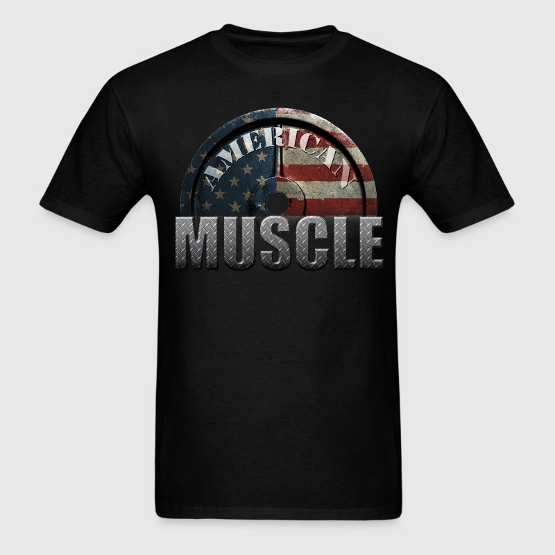 AMERICAN MUSCLE T-Shirts - Men's T-Shirt