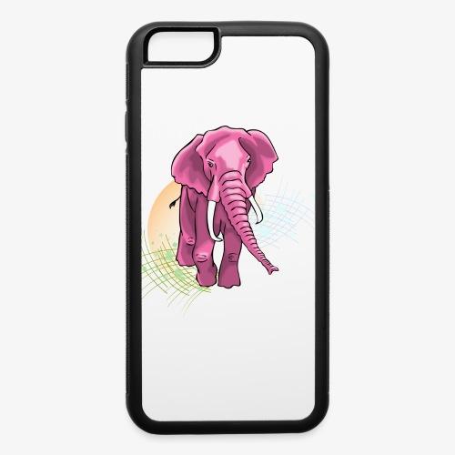 La vie en rose - iPhone 6/6s Rubber Case