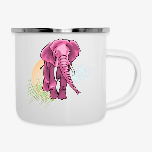 La vie en rose - Camper Mug
