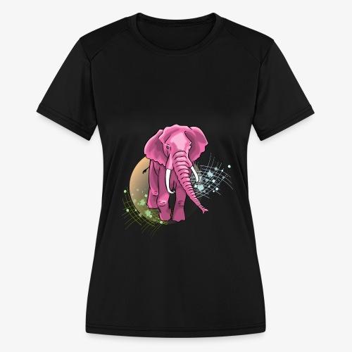 La vie en rose - Women's Moisture Wicking Performance T-Shirt