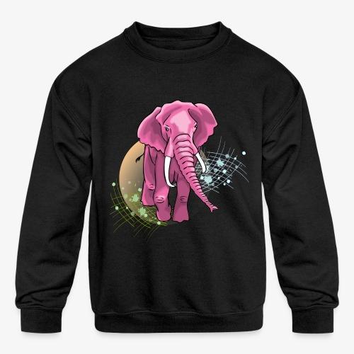 La vie en rose - Kids' Crewneck Sweatshirt