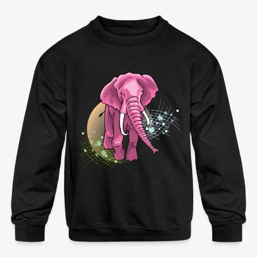 La vie en rose - Kid's Crewneck Sweatshirt