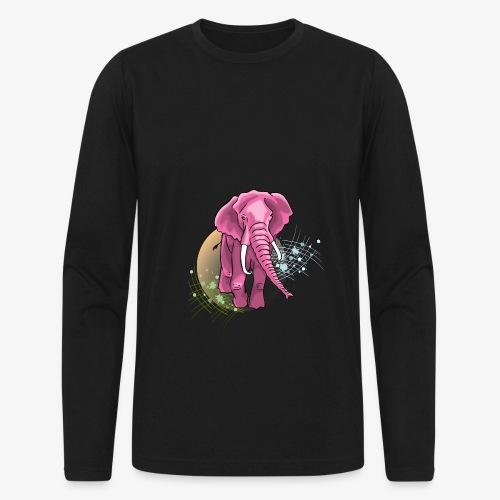 La vie en rose - Men's Long Sleeve T-Shirt by Next Level