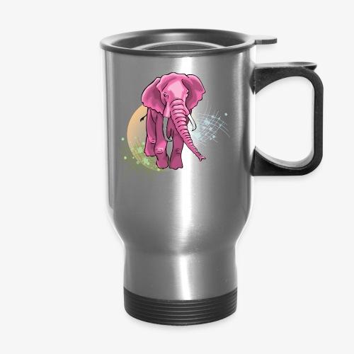 La vie en rose - Travel Mug