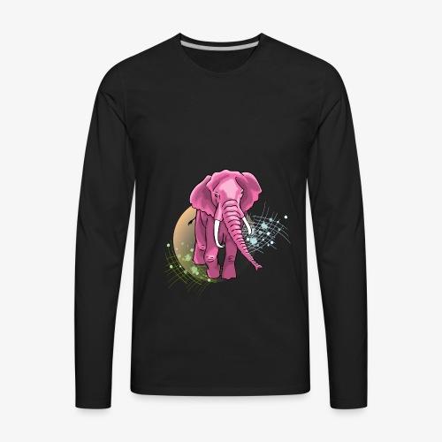 La vie en rose - Men's Premium Long Sleeve T-Shirt
