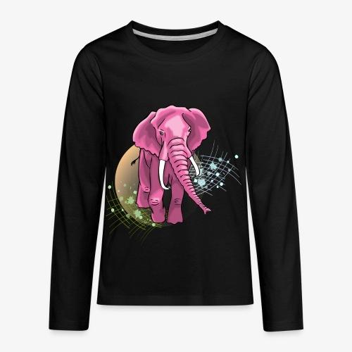 La vie en rose - Kids' Premium Long Sleeve T-Shirt