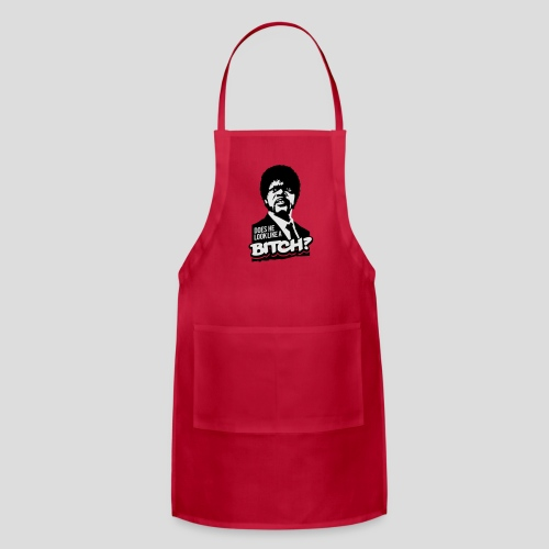 Pulp Fiction: Does he look like a bitch? - Adjustable Apron