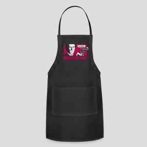 Dirty Harry: Make my day - Adjustable Apron