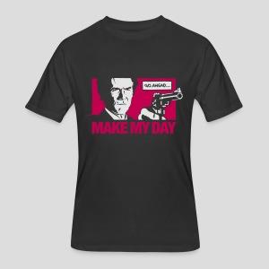 Dirty Harry: Make my day - Men's 50/50 T-Shirt