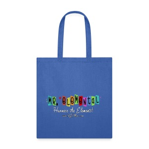 Mr. Elemental - Tote Bag