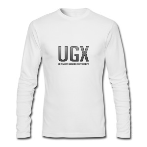 YouTube Intro Logo - Men's Long Sleeve T-Shirt by Next Level