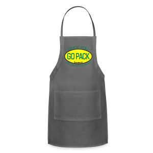 Once You Go Pack - Adjustable Apron