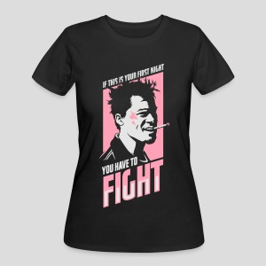 Fight Club: You have to fight - Women's 50/50 T-Shirt