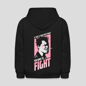Fight Club: You have to fight - Kids' Hoodie