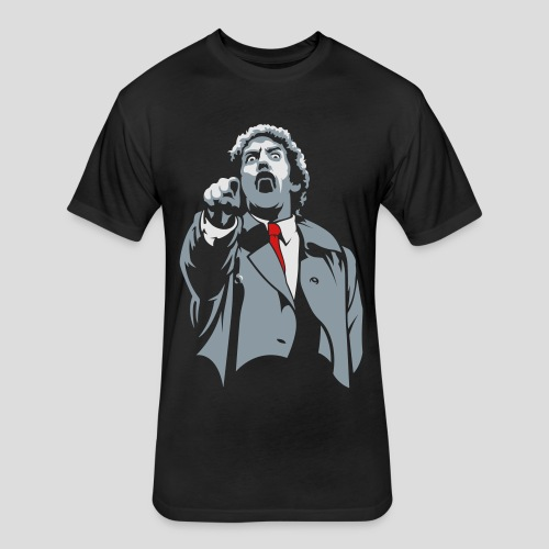 Invasion of the body snatchers - Fitted Cotton/Poly T-Shirt by Next Level