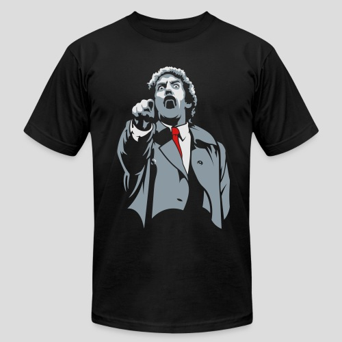 Invasion of the body snatchers - Men's Fine Jersey T-Shirt