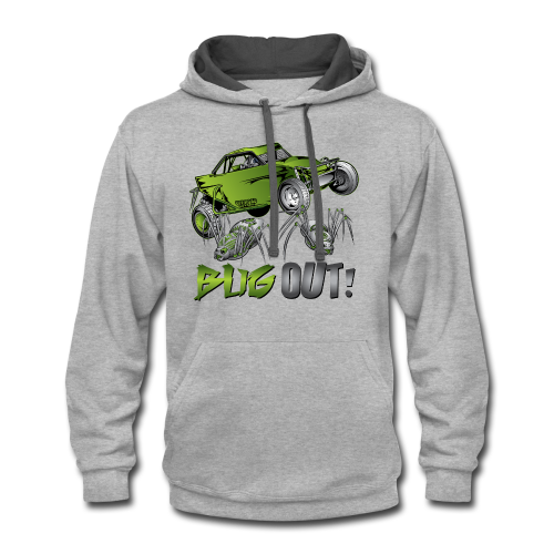 Bug Out Buggy - Contrast Hoodie