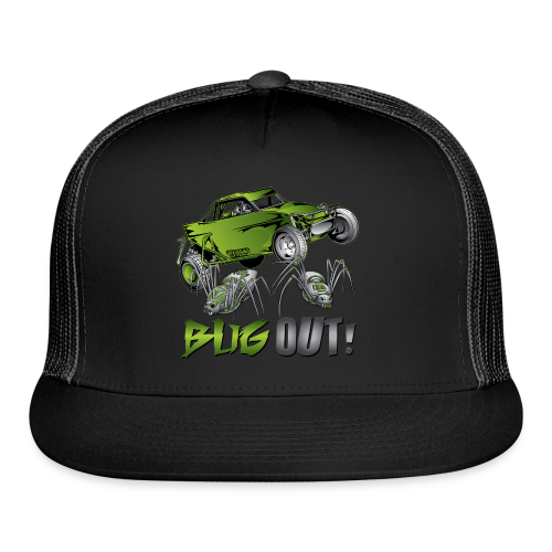 Bug Out Buggy - Trucker Cap