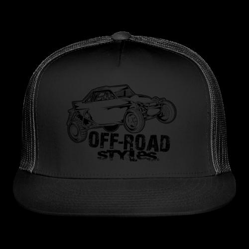 Off-Road Styles Buggy - Trucker Cap