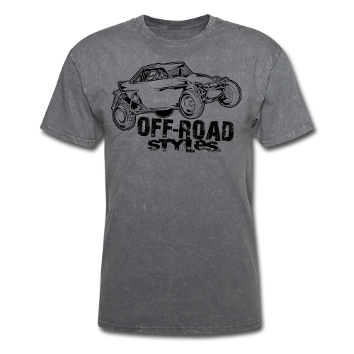 Off-Road Styles Buggy - Men's T-Shirt