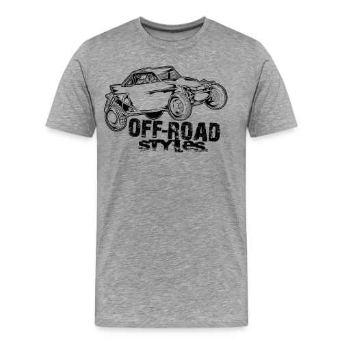 Off-Road Styles Buggy - Men's Premium T-Shirt