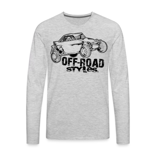 Off-Road Styles Buggy - Men's Premium Long Sleeve T-Shirt