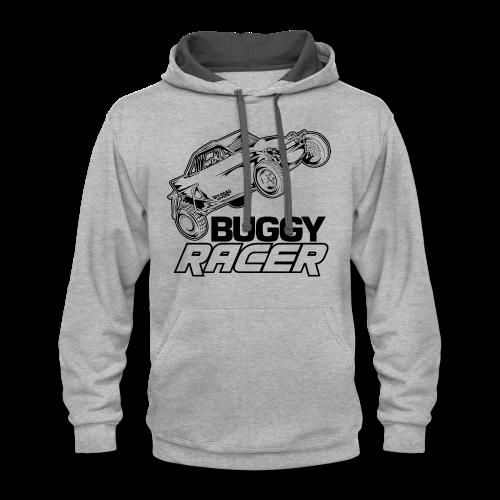 Off-Road Buggy Racer - Contrast Hoodie