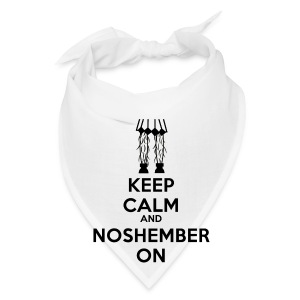 Noshember.com iPhone Case - pink - Bandana
