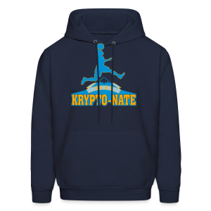 Krypto-Nate - Mens T-Shirt - Men's Hoodie