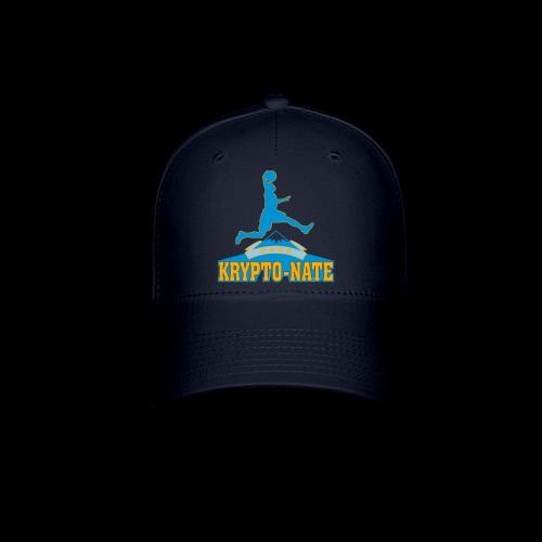 Krypto-Nate - Mens T-Shirt - Baseball Cap