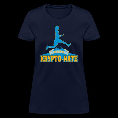 Krypto-Nate - Mens T-Shirt - Women's T-Shirt
