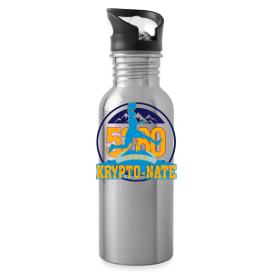 Krypto-Nate - Mens T-Shirt - Water Bottle