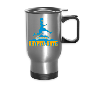 Krypto-Nate - Mens T-Shirt - Travel Mug