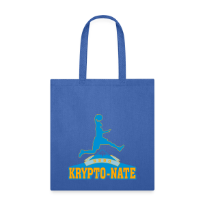 Krypto-Nate - Mens T-Shirt - Tote Bag