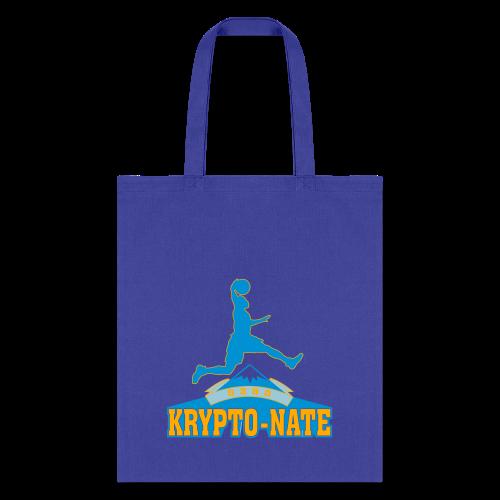 Krypto-Nate - Mens T-Shirt - Tote Bag