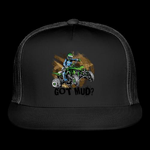 Kawasaki Quad Got Mud - Trucker Cap