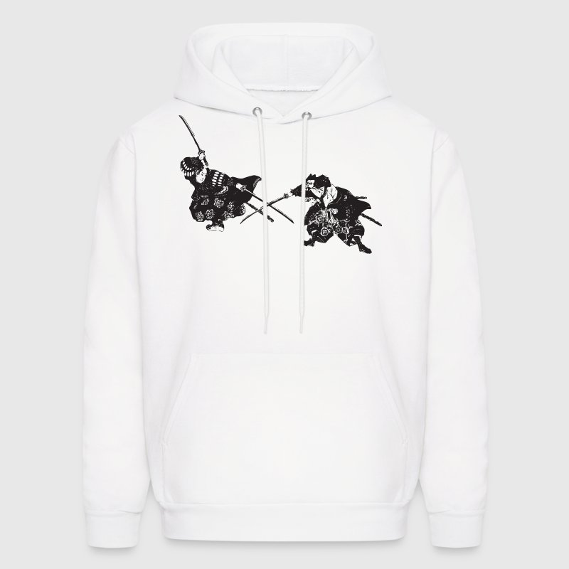 Samurai - Japan - Japanese - Warrior - Bushido Hoodies - Men's Hoodie