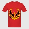 Phoenix Bird T-Shirts - Men's T-Shirt