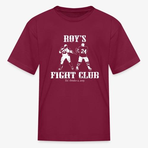 Roy's Fight Club - Hoodie - Kids' T-Shirt