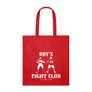 Roy's Fight Club - Hoodie - Tote Bag