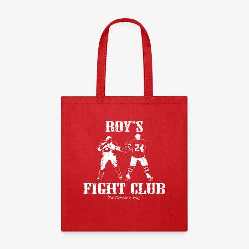 Roy's Fight Club - Hoodie - Tote Bag