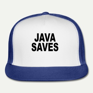 Java Saves - Trucker Cap