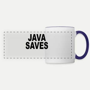 Java Saves - Panoramic Mug